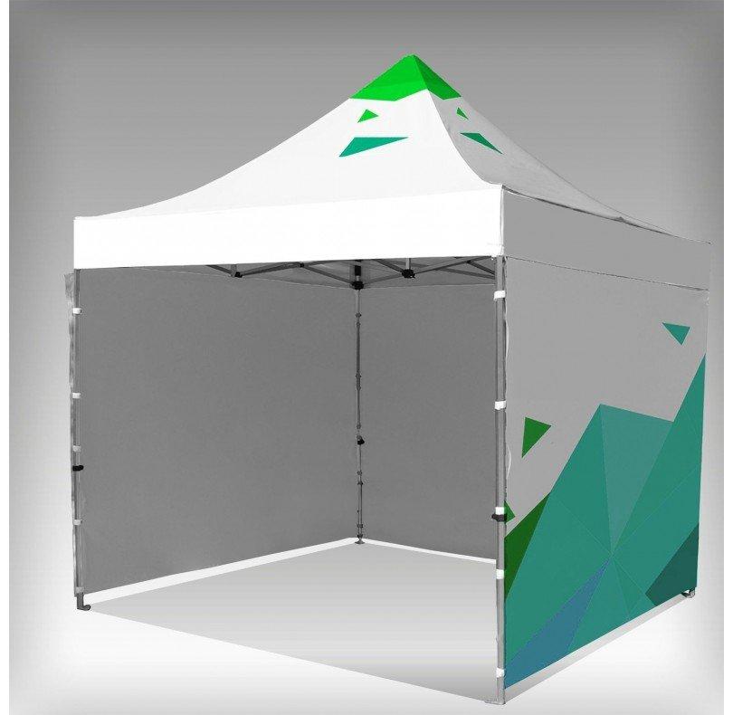 Mobilier pub personnalisé - Tente 3x3m