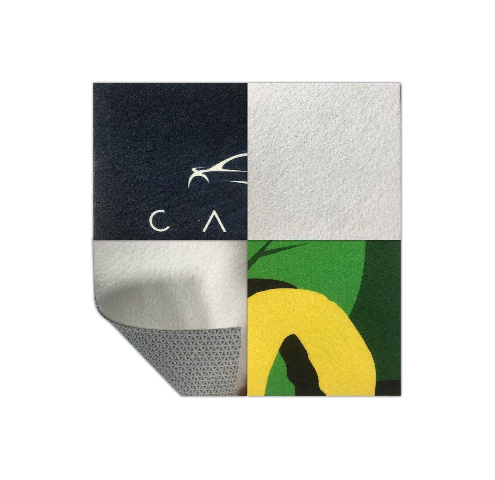 Tapis de bureau sous main 60x40 cm moquette poil ras for Moquette de bureau