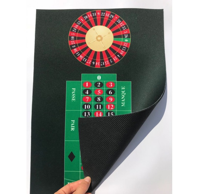 Tapis de jeu - Jersey néoprène 4 mm sur mesure