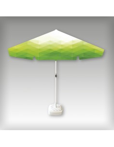 Mobilier pub personnalisé - Parasol 200 cm personnalisé
