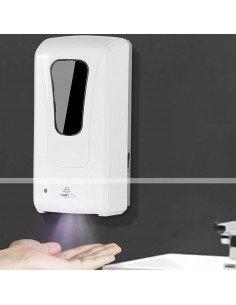 Porte document A4 + distributeur auto gel
