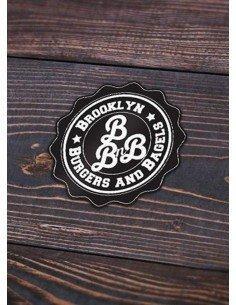 Photo d'un stickers en forme personnalisés