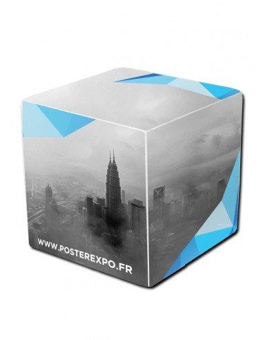 Mobilier personnalisé - Cube personnaliser